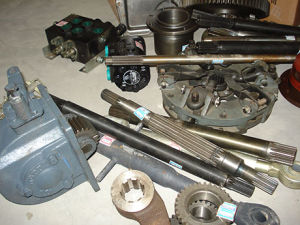 Foton (FT) Tractor Parts/Lovol Tractor Parts