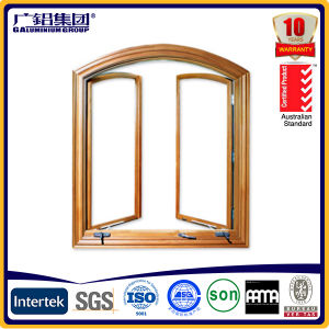 Aluminium French Window Aluminium French Casement Window pictures & photos
