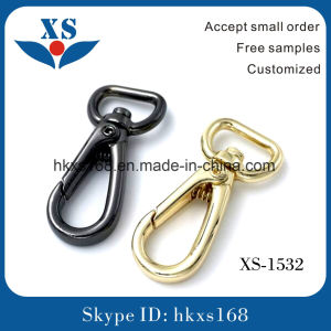 Metal D Ring Swivel Snap Hook for Handbags pictures & photos