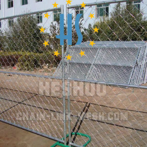 Cheap Price Temporary Chain Link Fence pictures & photos