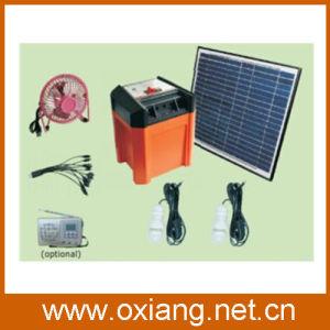 DC12V Mini Portable Solar Generator (SP3) pictures & photos