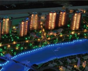 Architectural Design Model Maker_Residential Model (JW-216) pictures & photos