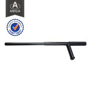 Police Military Tactical Expandable T Baton pictures & photos