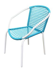 Moden Wicker Chair Outdoor Rattan Furniture Leisure Chair