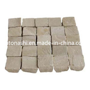 Natural G654 Granite Cube Paving Stone for Garden, Landscaping, Road pictures & photos