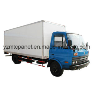 Clean Appearance FRP Dry Cargo Truck Body pictures & photos