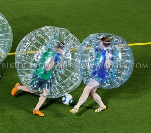 Commerial Body Zorb Ball, Bubble Football for Soccer Event Games 1.5m PVC pictures & photos
