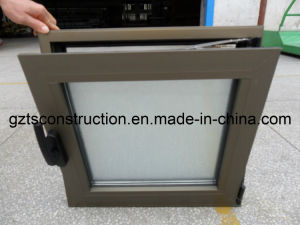 Aluminum Tilt and Turn Window with AS/NZS2208 Double Glazing Glass pictures & photos