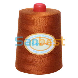100% Spun PARA-Aramid Sewing Thread for Public Authority Garments pictures & photos
