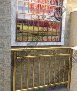 Stainless Steel Pipe for Door pictures & photos