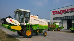 4lz-2 2058 Full Feeding 4kg Model Harvester Made in China