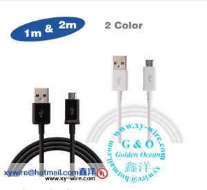 1m 2m OEM Sync Data Charging Cable Cord for Andriod Phone