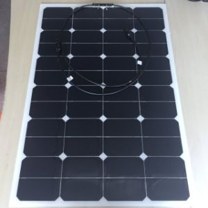 80watt 27V Flexible Solar Cell Cheap Solar Panels China 50W 60W 100W pictures & photos