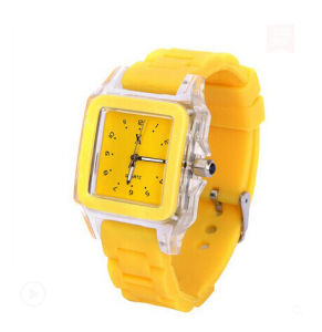 OEM Logo Silicon Rubber Fitbit Cute Pedometer Watch
