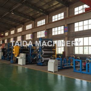 Xy-3/4f560X1600 Three Four Roll Rubber Sheet Calender Calendering Machine pictures & photos