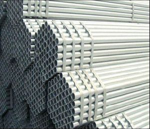 1inch Hot Dipped Galvanized Round Mild Steel Pipe for Construction pictures & photos