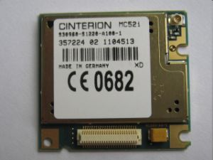 Mc52I Cinterion Siemens GSM GPRS Module