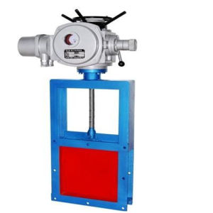 Non-Rising Stem Manual Knife Gate Valve pictures & photos