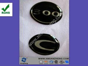 Epoxy Resin Dome Sticker (SZXY020) pictures & photos