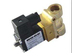 1/4 Port Size Boge Air Compressor Parts 24V Solenoid Valve pictures & photos
