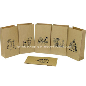Multilayer Environmental Protection Kraft Paper Bag pictures & photos