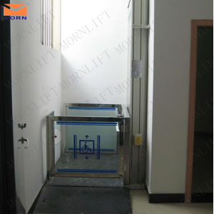 Hydraulic 4m High Handicapped Lifts pictures & photos