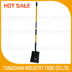 Fiberglass Plastic Long Handle Hardware Shovel pictures & photos