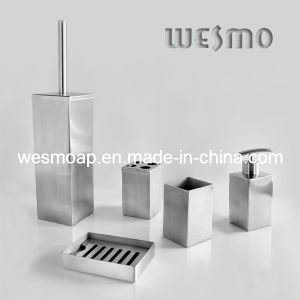 Stainless Steel Bathroom Accessories Set (WBS0530A) pictures & photos