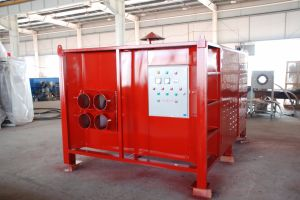 Full Automatic High Efficiency Horizontal Hot Blast Stove pictures & photos