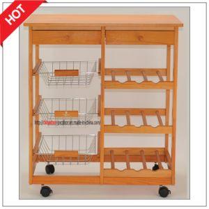 (SM-CC-025) New Desgin Fashionable Kitchen Trolley/Kitchen Cart