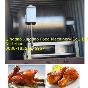 Automatic Vacuum Tumbler Machine for Fish/Whole Chicken/Beef pictures & photos