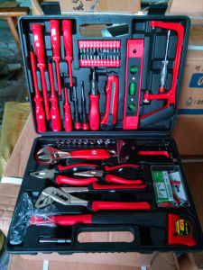 75PCS Professional Mechanical Tool Set (FY1475B) pictures & photos