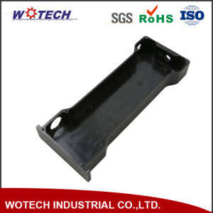 Aluminium Precision CNC Machining Box with Black Anodizing