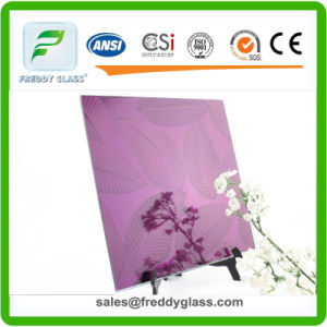 1.5mm-6mm Purple Tinted Waterproof Mirror (double coated) pictures & photos