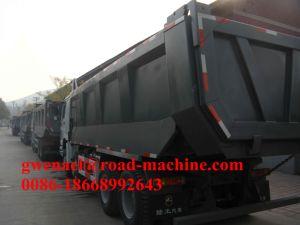 Sinotruk HOWO A7 10 Wheels 6X4 Dump Truck/ Tipper/ Dumper, 336HP, Rhd/LHD with Euro II, U Shape Box pictures & photos