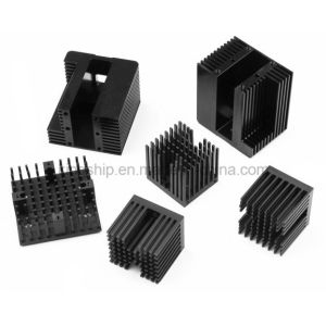 Medical Machining Parts with Black Anodizing pictures & photos