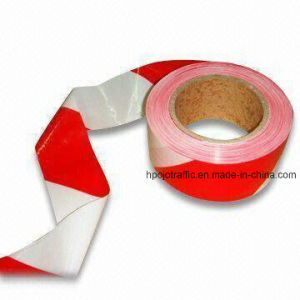 Non Adhesive PE Warning Caution Barricade Tape