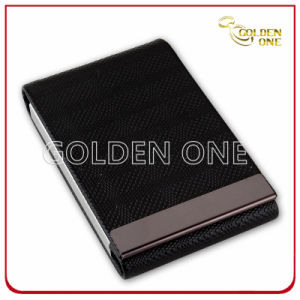 New Design Promotion Leather Name Card Case pictures & photos