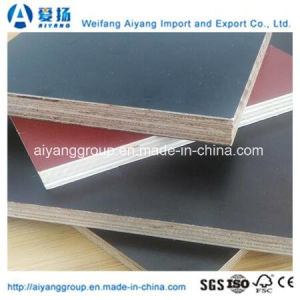 Cheap Price Supplied by Manufacturer Film Faced Plywood for Construction pictures & photos