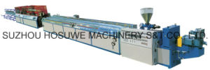 PVC Seal Strip Extruding Production Line pictures & photos