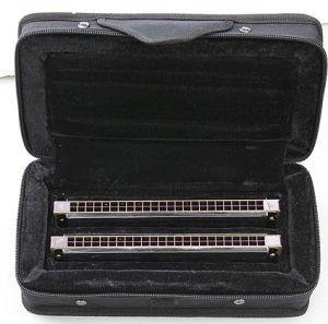 24 Hole Special Twin-Key Packing Harmonica (JH024-8)