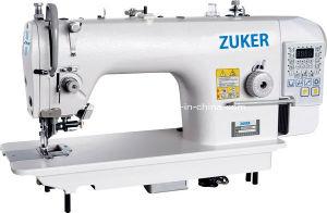Zuker Zk5200 High-Speed Direct Drive Side Cutter Lockstitch Sewing Machine (ZK5200D)