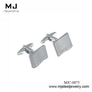 2013 High Quality Attractive Steel Cufflink Mjc-0075