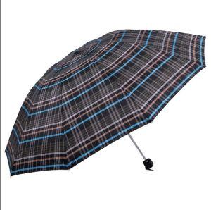 Polyster Umbrella ,Three Folding Umbrella, Business Umbrella