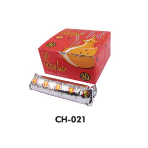 Wholesale Good Quality Golden River 33mm Charcoal for Hookah pictures & photos