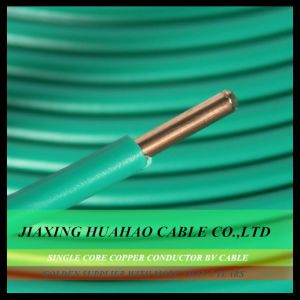 450V/750V Single Core BV Cable/Copper Conductor PVC Jacket BV Cable pictures & photos