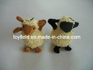 Fleece Sheep Pet Chew Toy Squeaky Dog Toy pictures & photos