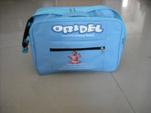 Diaper Promotional Premium Polyester Baby Bag pictures & photos