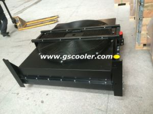 Aluminum Oil Cooler with Hydraulic Motor pictures & photos