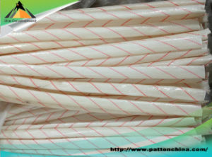 White High Temperature Silica Tube